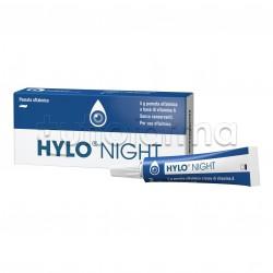 Hylo Night Pomata Oftalmica per Occhi Secchi 5g