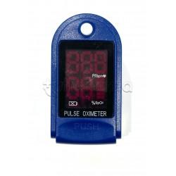 Pulse Oximeter Contec Saturimetro Pulsossimetro Portatile per Saturazione Ossigeno 1 Pezzo