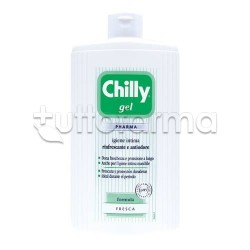 Chilly Gel Detergente Verde Intimo 500ml