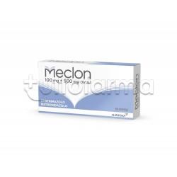 Meclon 10 Ovuli Vaginali 100 + 500 mg