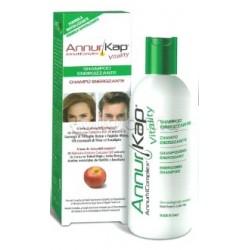 AnnurKap Vitality Shampoo Energizzante per Capelli Deboli 200ml