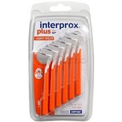 Interprox Plus Super Micro Scovolini arancio 0.7-0.8mm (6 pz)