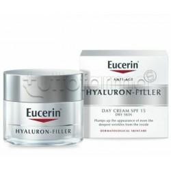 Eucerin Hyaluron Filler Crema Giorno Pelle Secca Spf15 50ml