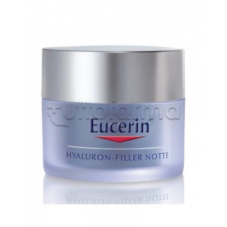 Eucerin Hyaluron Filler Crema Notte Viso 50ml