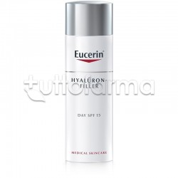 Eucerin Hyaluron Filler Crema Giorno Pelli Normali E Miste Spf15 50ml