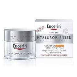 Eucerin Hyaluron Filler Crema Anti-Età Giorno Spf30 50ml