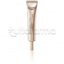 Eucerin Hyaluron Filler Elasticity Crema Contorno Occhi Spf15 15ml
