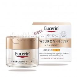 Eucerin Hyaluron Filler Elasticity Crema Viso Giorno Spf30 50ml