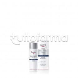 Eucerin Hyaluron Filler Texture Ricca Crema Viso Notte 50ml