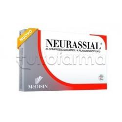 Neurassial Integratore per Dolori e Neuropatie 20 Compresse