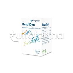 Metagenics ResolDyn Integratore con Omega-3 60 Gellule