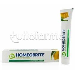 Homeobrite Dentifricio Gusto Limone 75ml