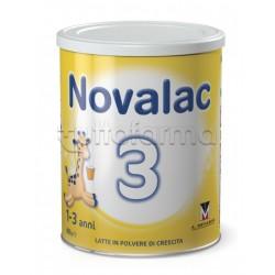 Novalac 3 Latte in Polvere 1-3 Anni 800g