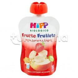 Hipp Biologico Frutta Frullata Mela Banana e Fragola 90g