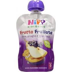 Hipp Biologico Frutta Frullata Pera Prugna e Ribes Nero 90g
