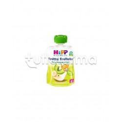 Hipp Biologico Frutta Frullata Pera Banana e Kiwi 90g