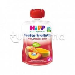 Hipp Biologico Frutta Frullata Mela Mango e Pesca 90g