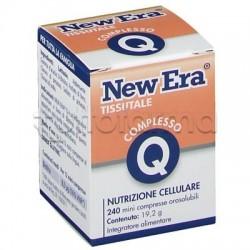 New Era Tissutale Complesso Q 240 Granuli Orosolubili