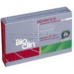 Bioclin Phydrium Advance Kera Integratore Capelli 30 Compresse