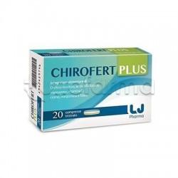 Chirofert Plus Integratore per Ovaio Policistico 20 Compresse