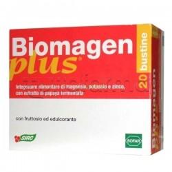 Biomagen Plus Integratore Energetico 20 Bustine