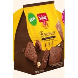 Schar Brownies al Cioccolato Senza Glutine 6 Monoporzioni da 30g