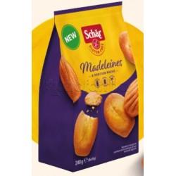 Schar Maddalene Madeleines Senza Glutine 8 Monoporzioni