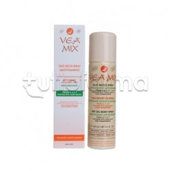 Vea Mix Olio Secco Spray Multivitaminico 100ml