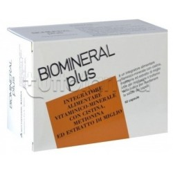 Biomineral Plus Integratore Anticaduta Capelli 60 Capsule