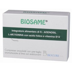Biosame Integratore Acido Folico 20 Compresse