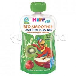 Hipp Biologico Smoothies Mela Uva Kiwi e Lampone 120ml