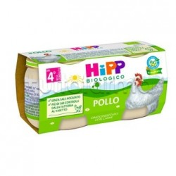 Hipp Biologico Omogeneizzato Pollo 2 x 80g