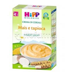 Hipp Biologico Crema di Mais e Tapioca 200g