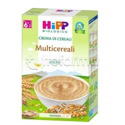 Hipp Biologico Crema Multicereali 200g