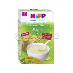 Hipp Biologico Crema di Miglio 200g