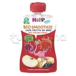 Hipp Biologico Smoothies Mela Banana e Frutti Rossi 120ml