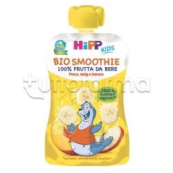 Hipp Biologico Smoothies Mela Banana e Pesca 120ml