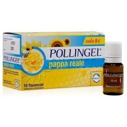 Bracco Pollingel Pappa Reale 10 Flaconcini 10 ml