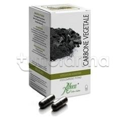 Aboca Carbone Vegetale Fito Complesso Totale 50 Opercoli