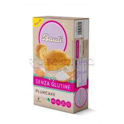 Bauli Plumcake Senza Glutine 4 Pezzi