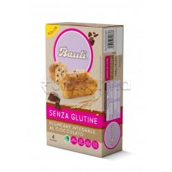 Bauli Plumcake Integrale al Cioccolato Senza Glutine 4 Pezzi