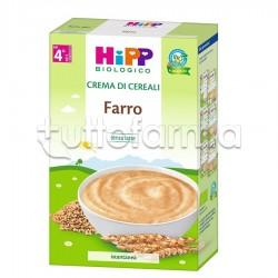 Hipp Biologico Crema di Farro 200g