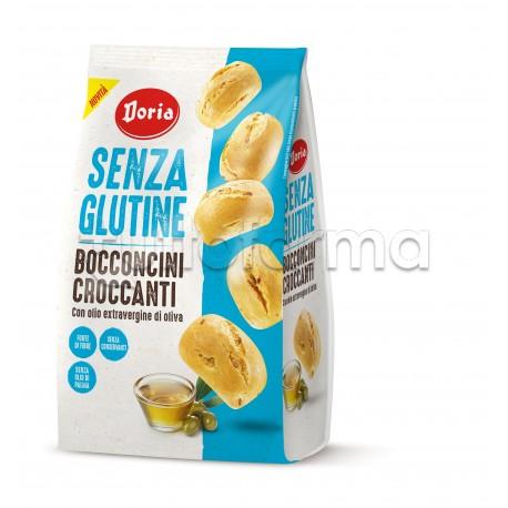 Doria Pane Bocconcini Croccanti Senza Glutine 150g
