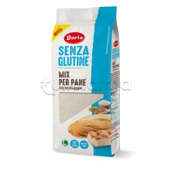 Doria Farina Mix per Pane Senza Glutine 500g