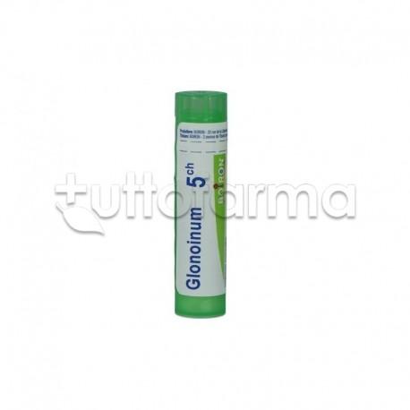 Boiron Glonoinum 5CH Granuli Omeopatici Tubo