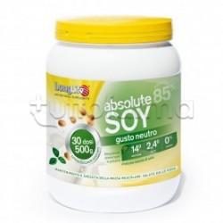 Longlife Absolute Soy Integratore con Proteine di Soia 500g