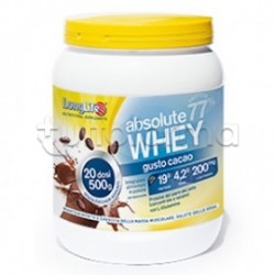 Longlife Absolute Whey Cacao Integratore Con Proteine 500g