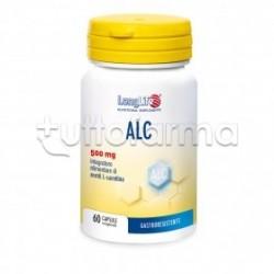 Longlife ALC Integratore con Aminoacidi 60 Capsule