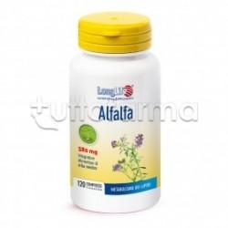 Longlife Alfalfa Integratore per Menopausa 120 Compresse