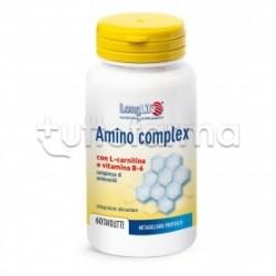 Longlife Amino Complex Integratore con Proteine del Latte 60 Tavolette